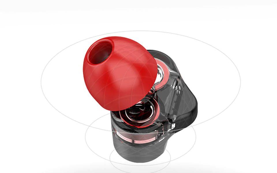 Uiisii Dt800 Four Drivers Surround Sound Hi Res Earphones (2)