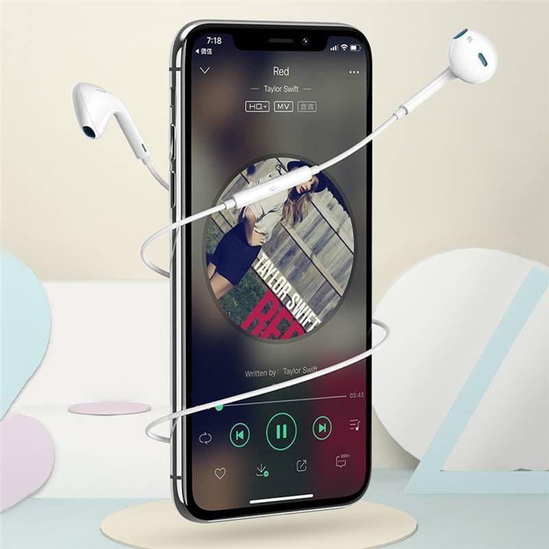 Usams Ep 22 In Ear Stereo Earphone (11)