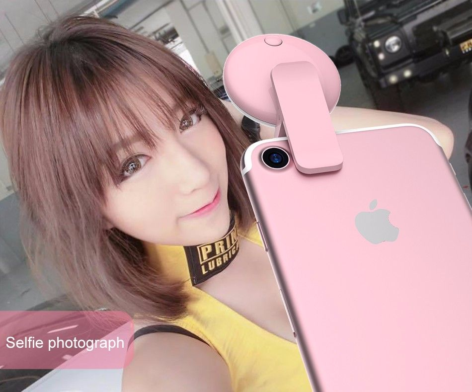 Usams Led Selfie Colorful Full Light (11)