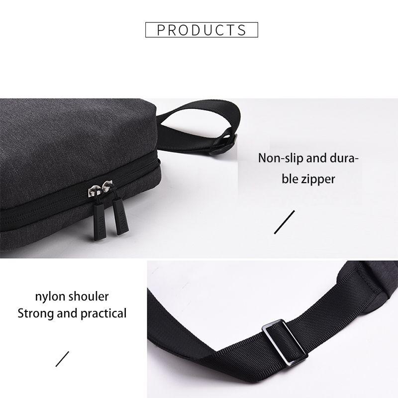 Wiwu Cross Body Single Shoulder Bags For Men (6)
