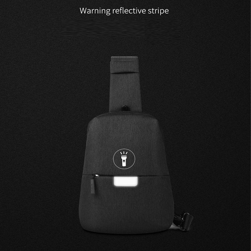 Wiwu Cross Body Single Shoulder Bags For Men (8)