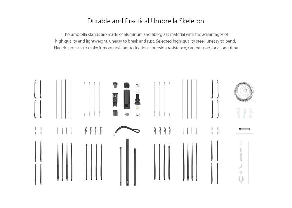 Xiaomi Automatic Folding Umbrella (8)
