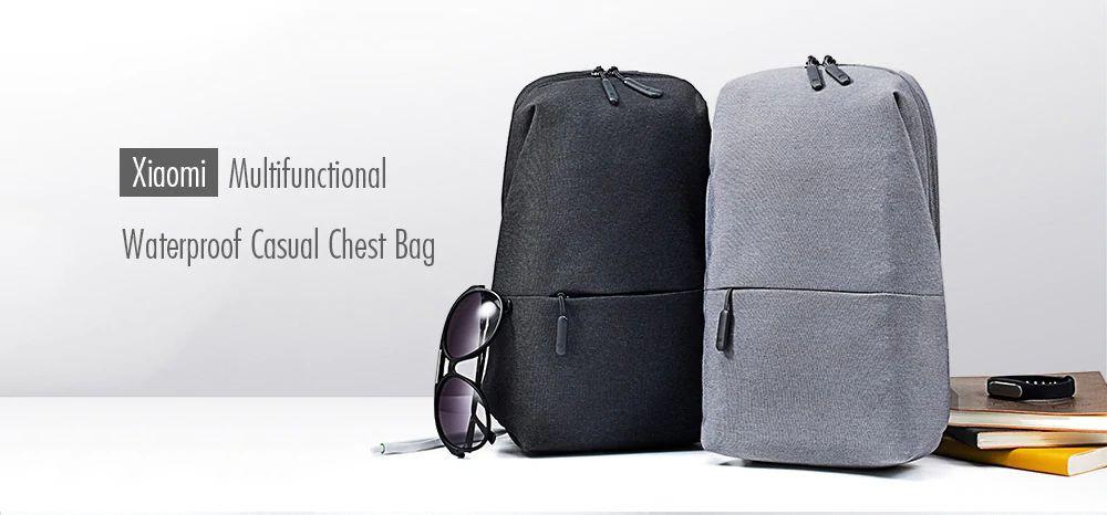 Xiaomi Backpack Sling Bag (1)