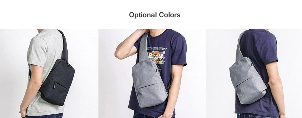 Xiaomi Backpack Sling Bag (5)