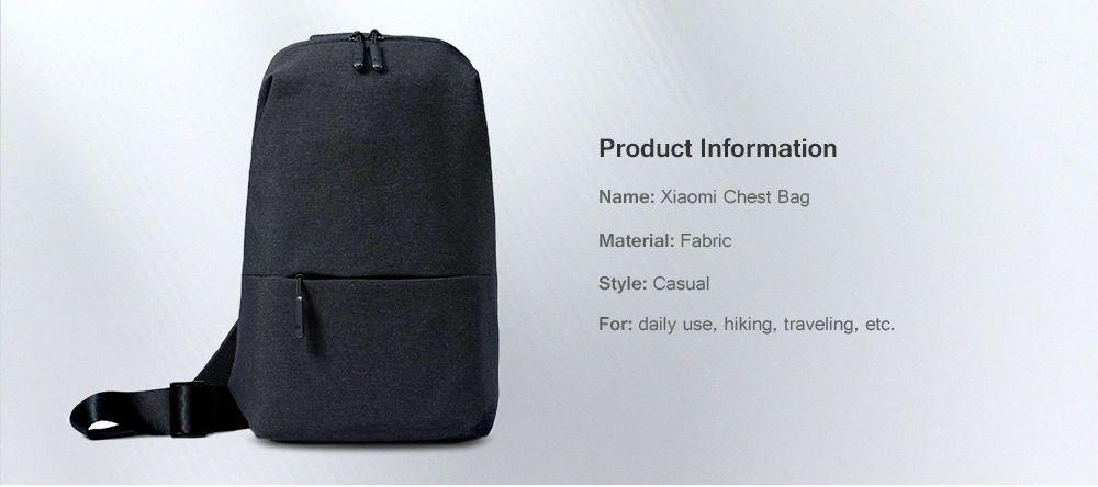 Xiaomi Backpack Sling Bag (7)