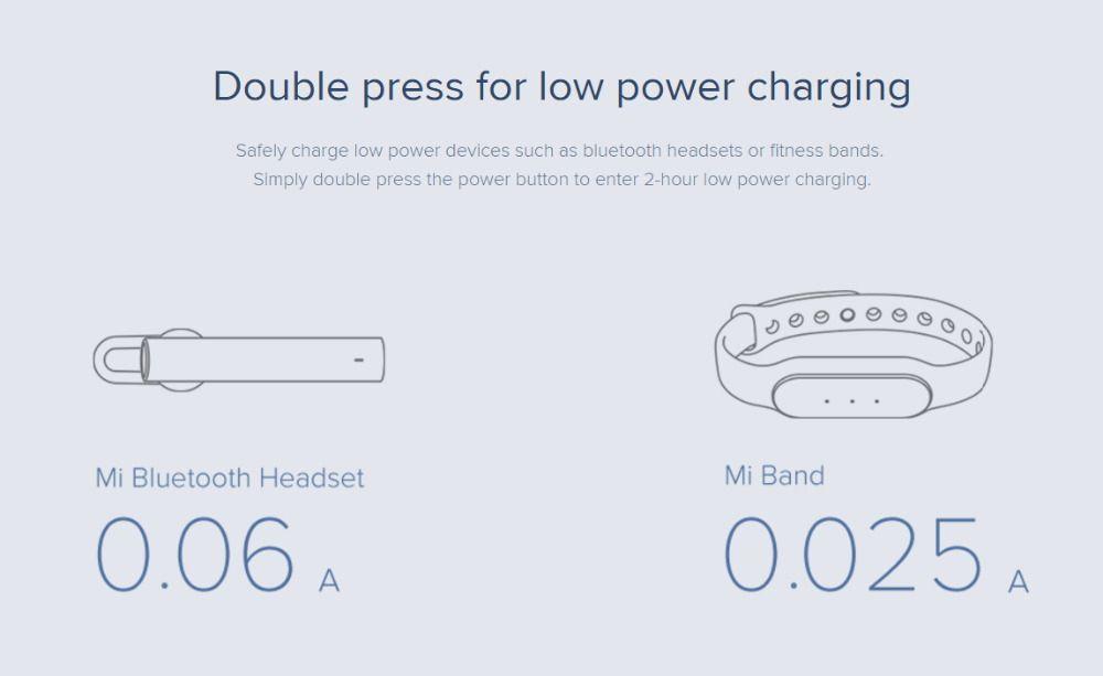 Xiaomi Mi 10000mah Power Bank 3 Two Way Quick Charge (10)