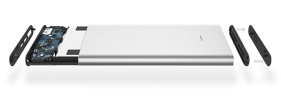 Xiaomi Mi 10000mah Power Bank 3 Two Way Quick Charge (8)