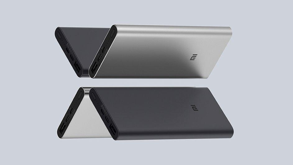 Xiaomi Mi 10000mah Power Bank 3 Two Way Quick Charge (9)