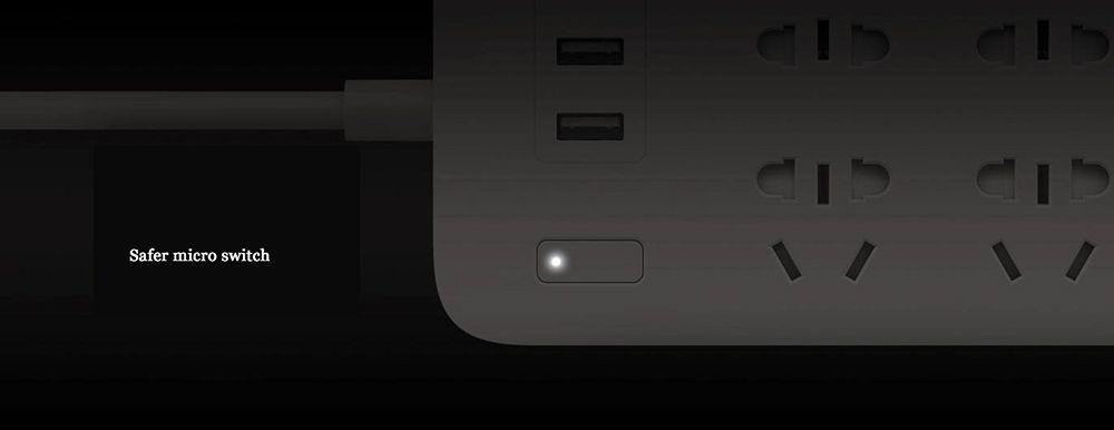 Xiaomi Mi Power Strip 6 Sockets With 3 Usb Ports (10)