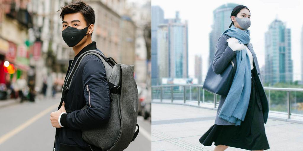 Xiaomi Mijia Airpop Mask Anti Fog And Haze Mask (1)
