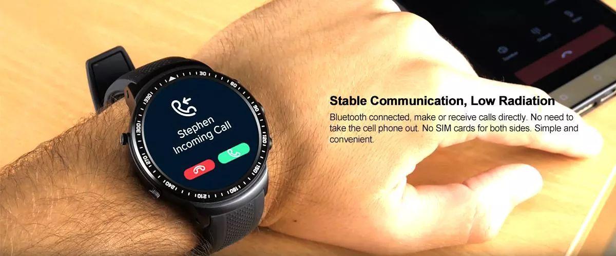 Zeblaze Thor Pro 3g Bluetooth Calling Gps Wifi Smart Watch (7)
