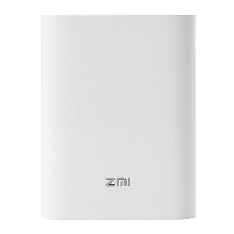 Zmi Mf815 2 In 1 4g Wireless Wifi Router And 7800mah Mobile Power Bank (5)