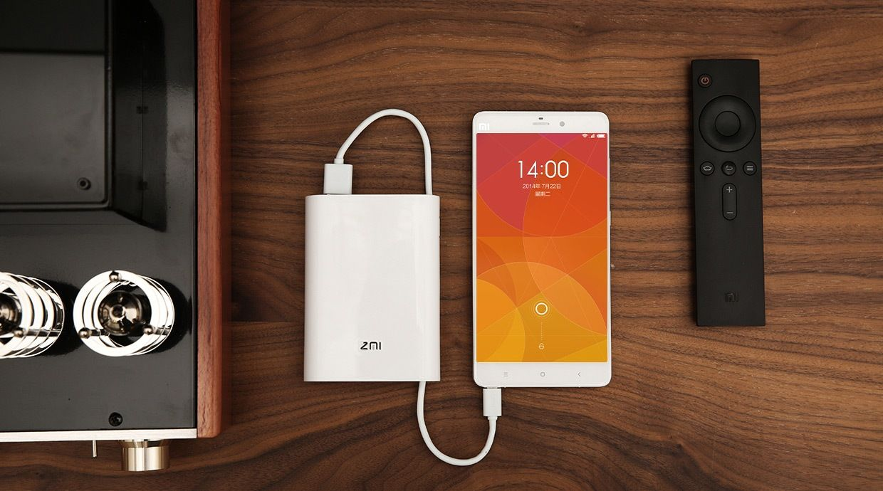 Zmi Mf815 2 In 1 4g Wireless Wifi Router And 7800mah Mobile Power Bank (9)