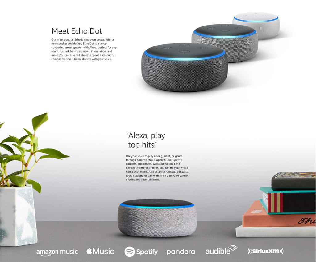 Amazon Echo Dot 3rd Gen Smart Speaker With Alexa (2)
