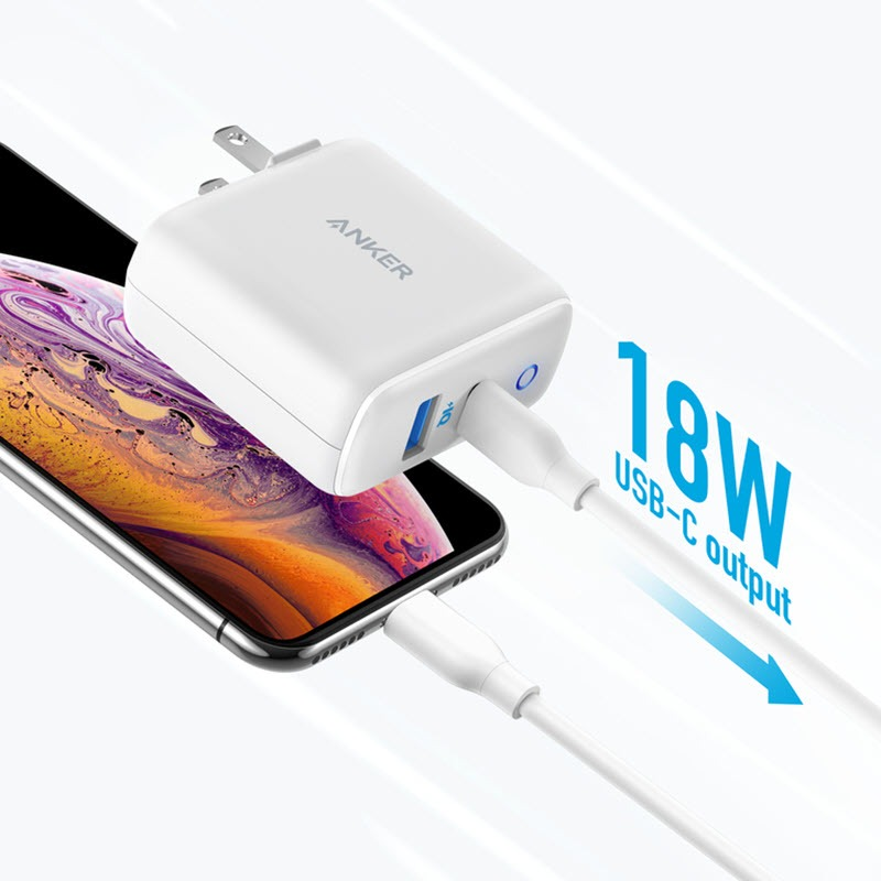 Anker 33w Power Delivery Powerport Pd 2 Wall Charger (3)