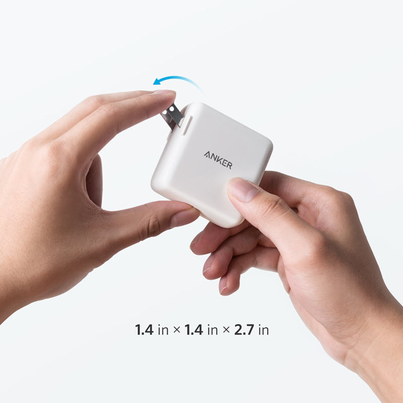 Anker 33w Power Delivery Powerport Pd 2 Wall Charger (4)