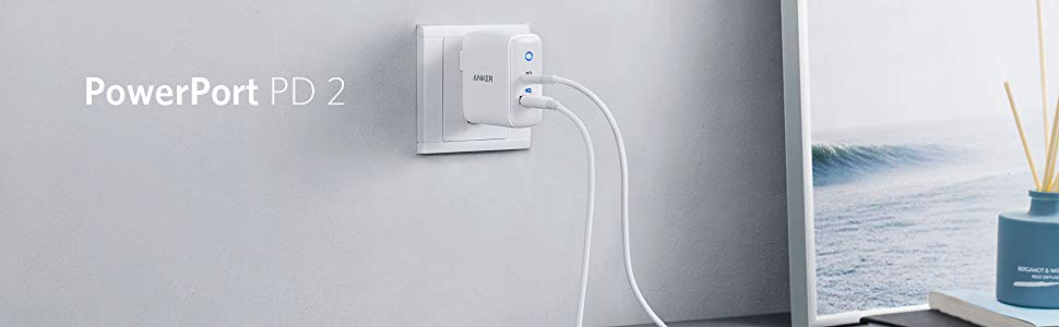 Anker 33w Power Delivery Powerport Pd 2 Wall Charger (7)