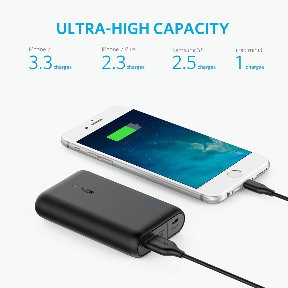 Anker Powercore Speed 10dd000mah Power Bank With Quick Charge 3 0 Support (9)
