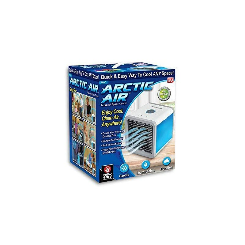 Arctic Air Conditioner With Built In Led Mood Light (2)