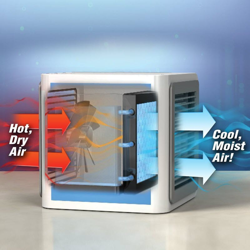 Arctic Air Conditioner With Built In Led Mood Light (7)