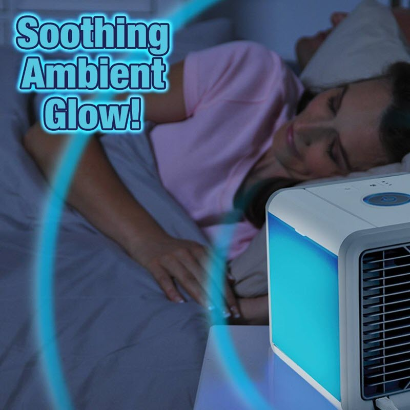 Arctic Air Conditioner With Built In Led Mood Light (8)
