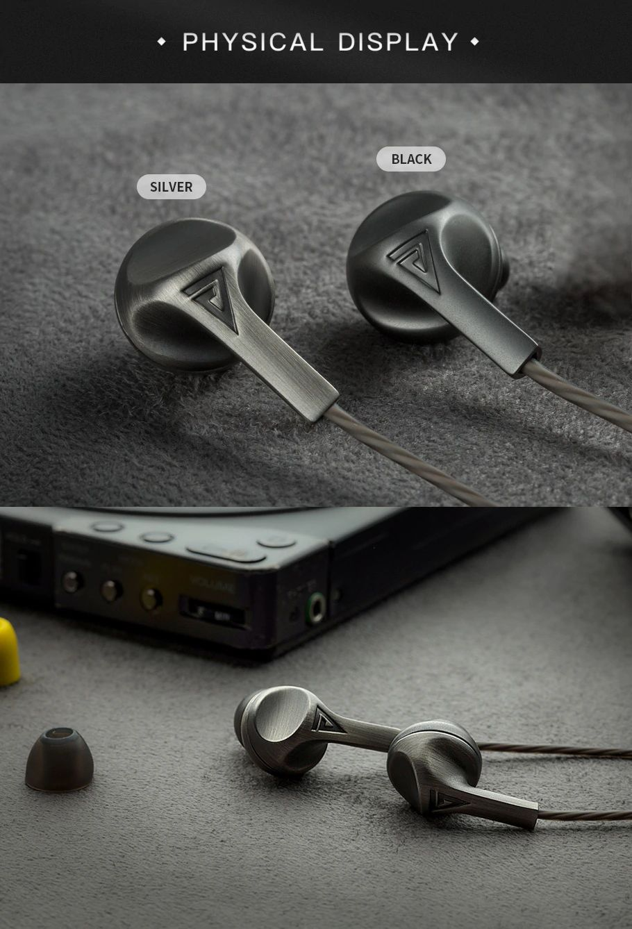 Auglamour F200 In Ear Earphone (9)