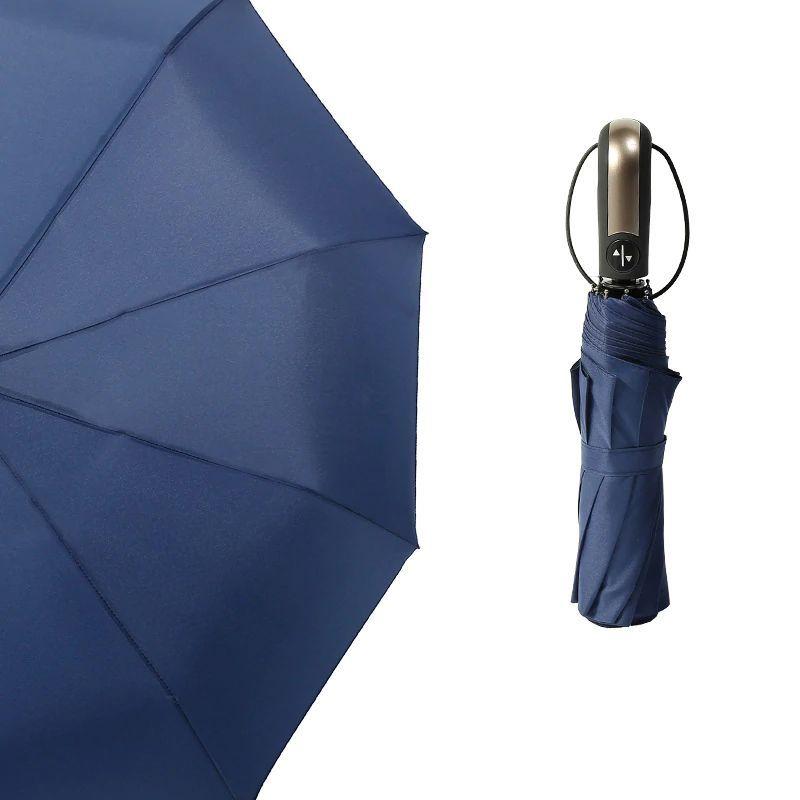Auto Open Close Windproof Umbrella (1)