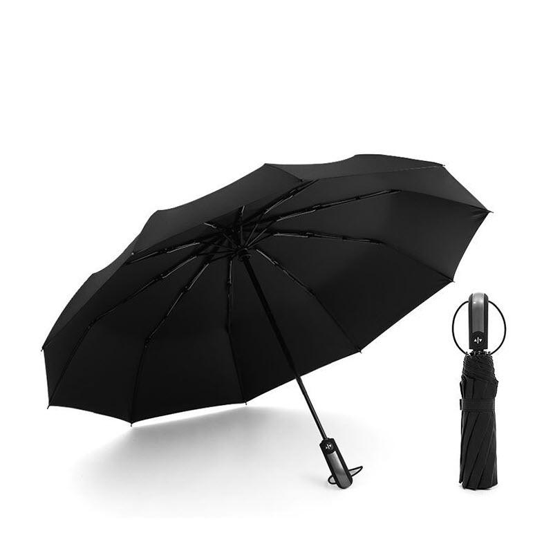 Auto Open Close Windproof Umbrella (3)