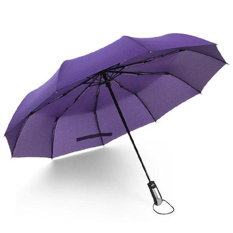 Auto Open Close Windproof Umbrella (7)