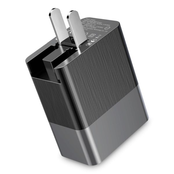 Baseus Duke Type C Pd U Travel Charger (1)