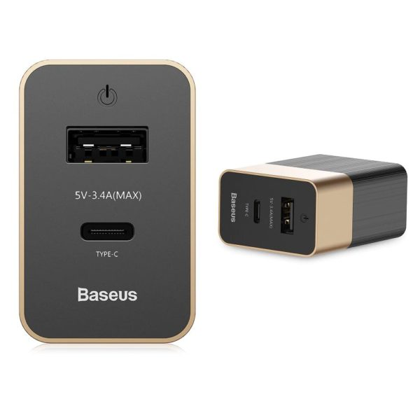Baseus Duke Type C Pd U Travel Charger (8)