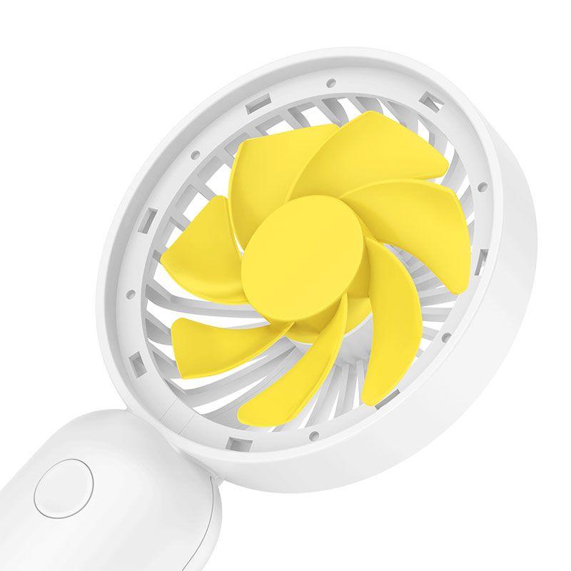 Baseus Firefly Mini Fan 1500mah Rechargeable Usb Fan (7)