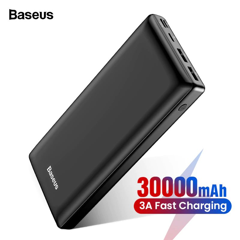 Baseus Mini Ja Power Bank 30000mah Power Bank (2)