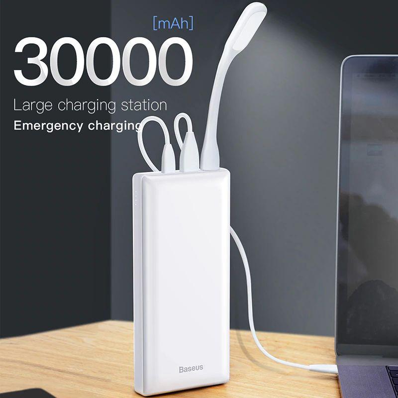 Baseus Mini Ja Power Bank 30000mah Power Bank (3)