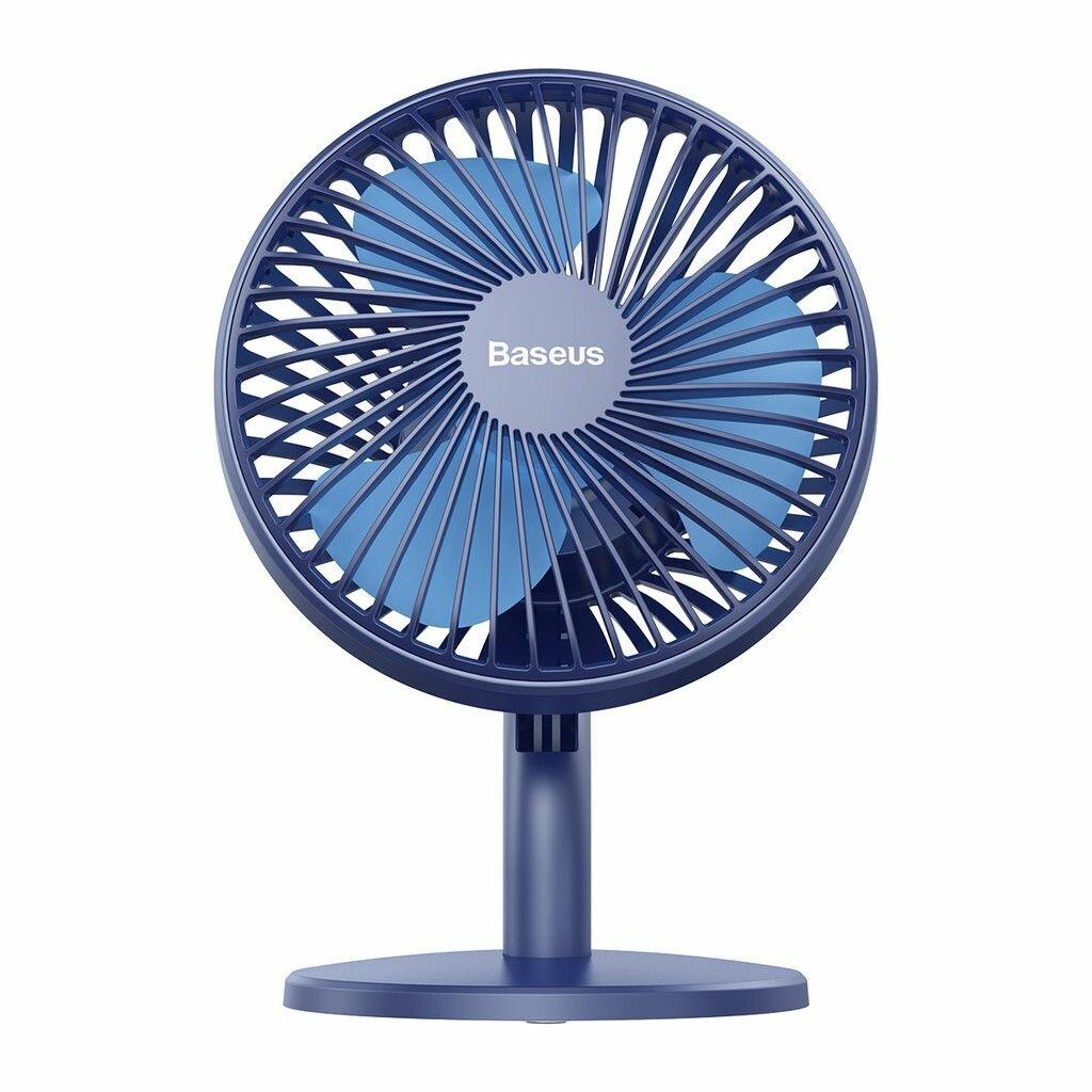 Baseus Ocean Fan 4 Wind Speeds Usb Rechargeable Ai