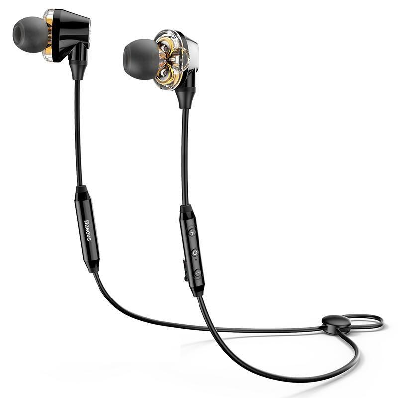 Baseus S10 Waterproof Wireless Bluetooth Earphones (3)