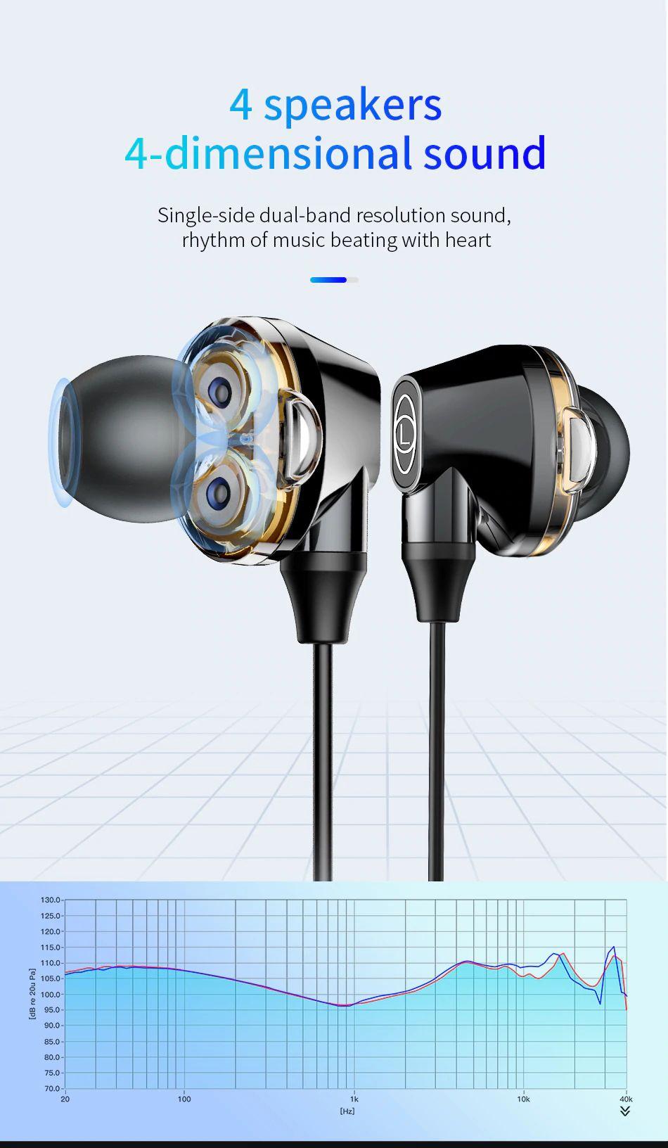 Baseus S10 Waterproof Wireless Bluetooth Earphones (6)