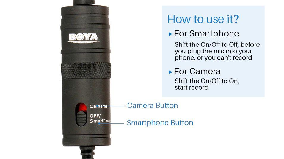Boya By M1dm Dual Lavalier Universal Microphone (7)