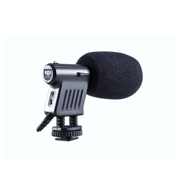 Boya By Vm01 Condenser Mini Microphone (3)