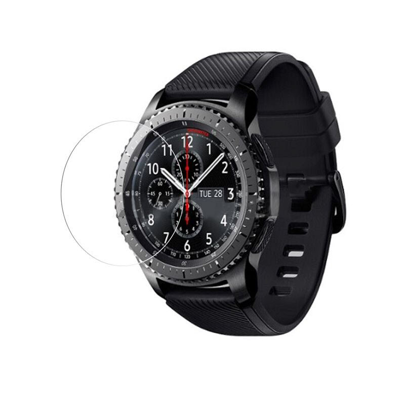 Classic Tempered Glass For Samsung Gear S3 M29 Smartwatches (2)
