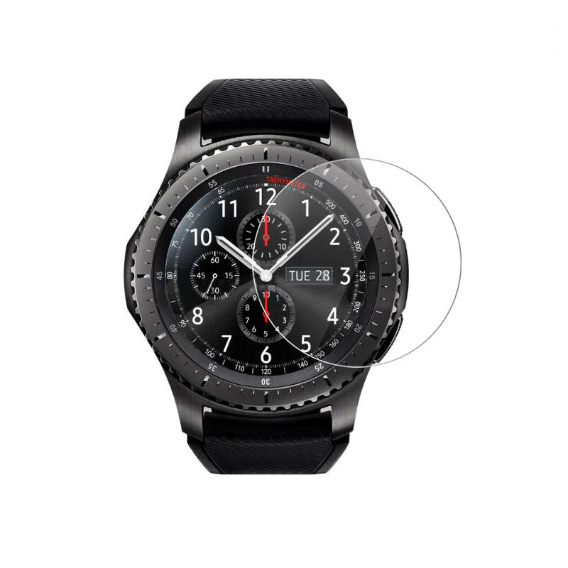 Classic Tempered Glass For Samsung Gear S3 M29 Smartwatches (3)