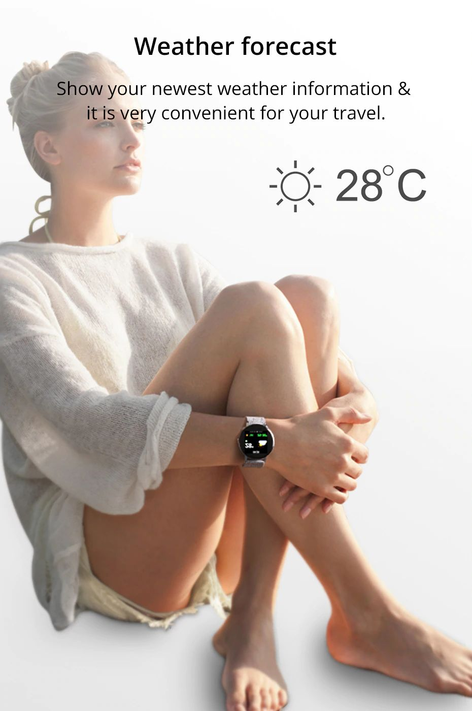 Colmi V11 Smartwatch Ip67 Waterproof (2)