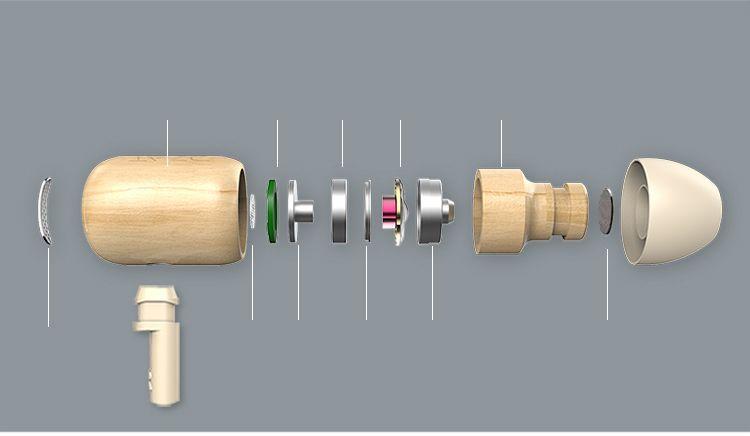 Dzat Df10 Wooden Wired Earphone (15)