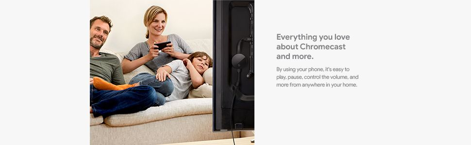 Google Chromecast Ultra 4k Ultra Hd Streaming (2)