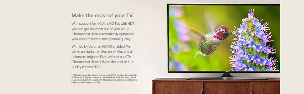 Google Chromecast Ultra 4k Ultra Hd Streaming (6)