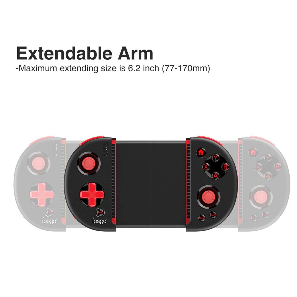 Ipega Pg 9087 Extendable Bluetooth Wireless Controller Gamepad Joystick For Ios Android Smartph ( (6)
