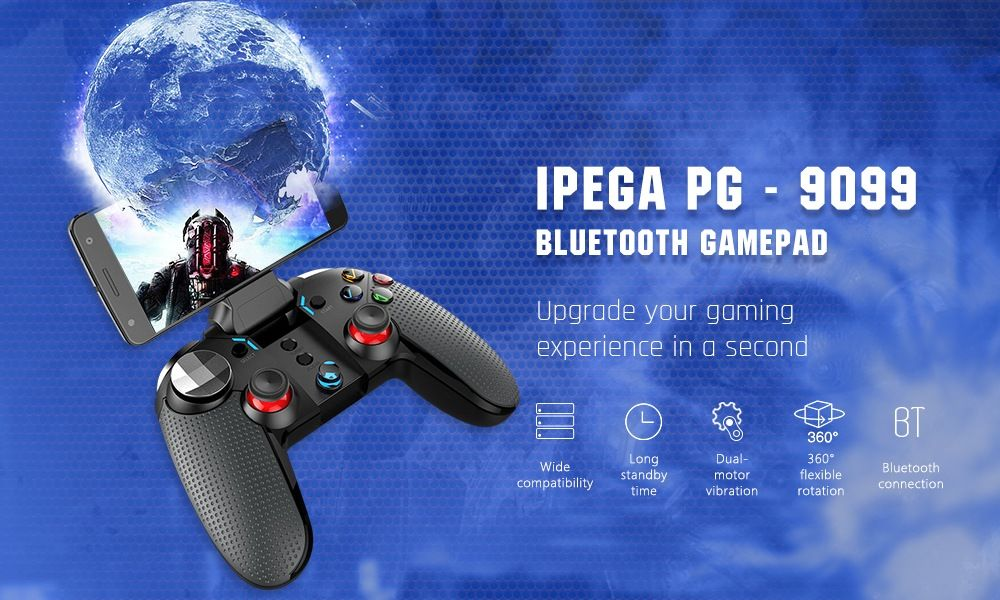 Ipega Pg 9099 Bluetooth Gamepad For Android Smart Phone Pc (1)