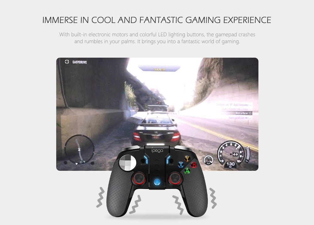 Ipega Pg 9099 Bluetooth Gamepad For Android Smart Phone Pc (1) 2
