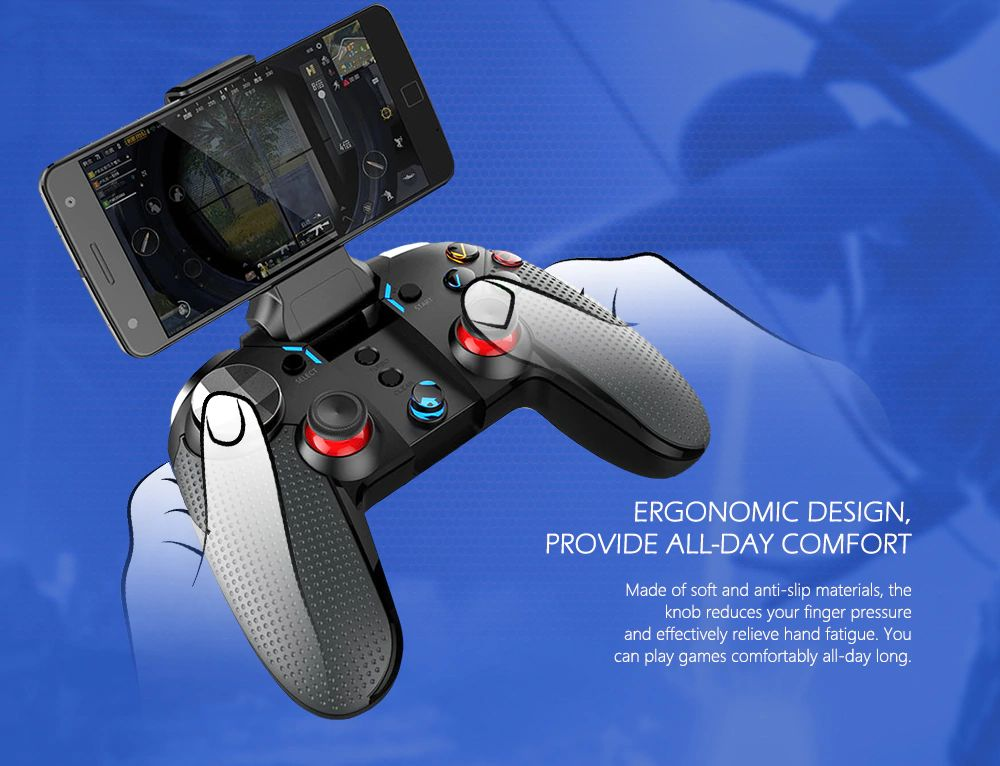 Ipega Pg 9099 Bluetooth Gamepad For Android Smart Phone Pc (5)