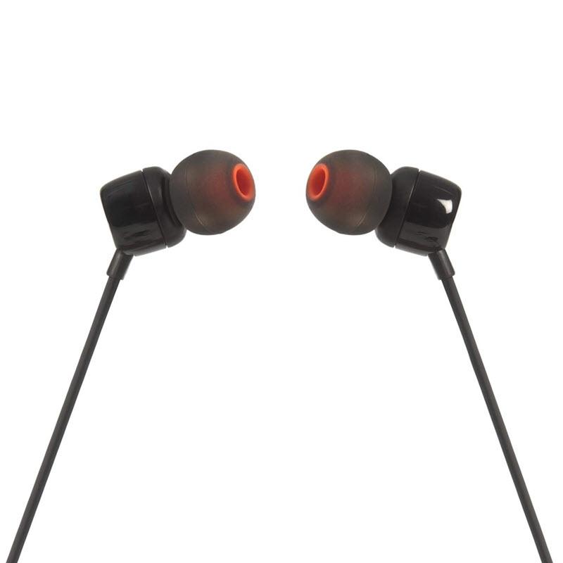 Jbl T110 In Ear Headphones (2)